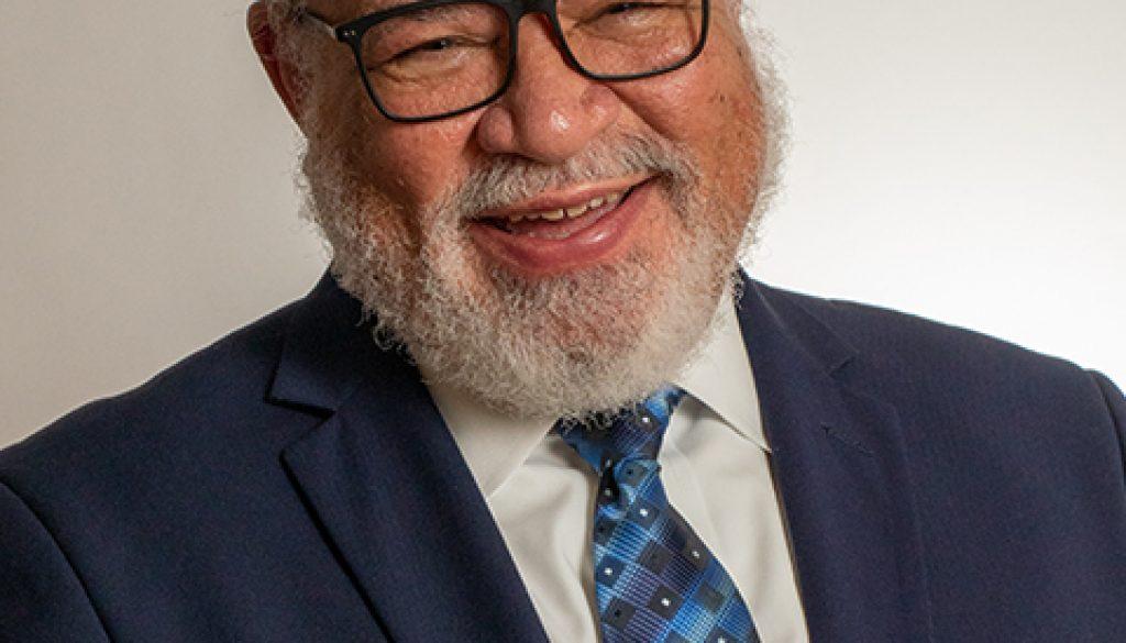 Dr H Smiling